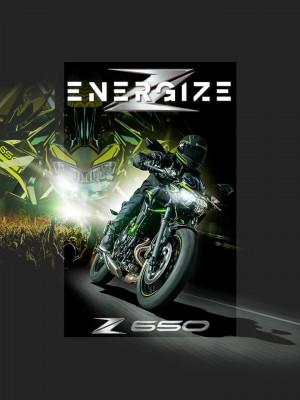 La Z650 évolue pour 2020